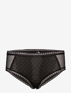 COURCELLES BOXER SHORT - hipster & hotpants - black