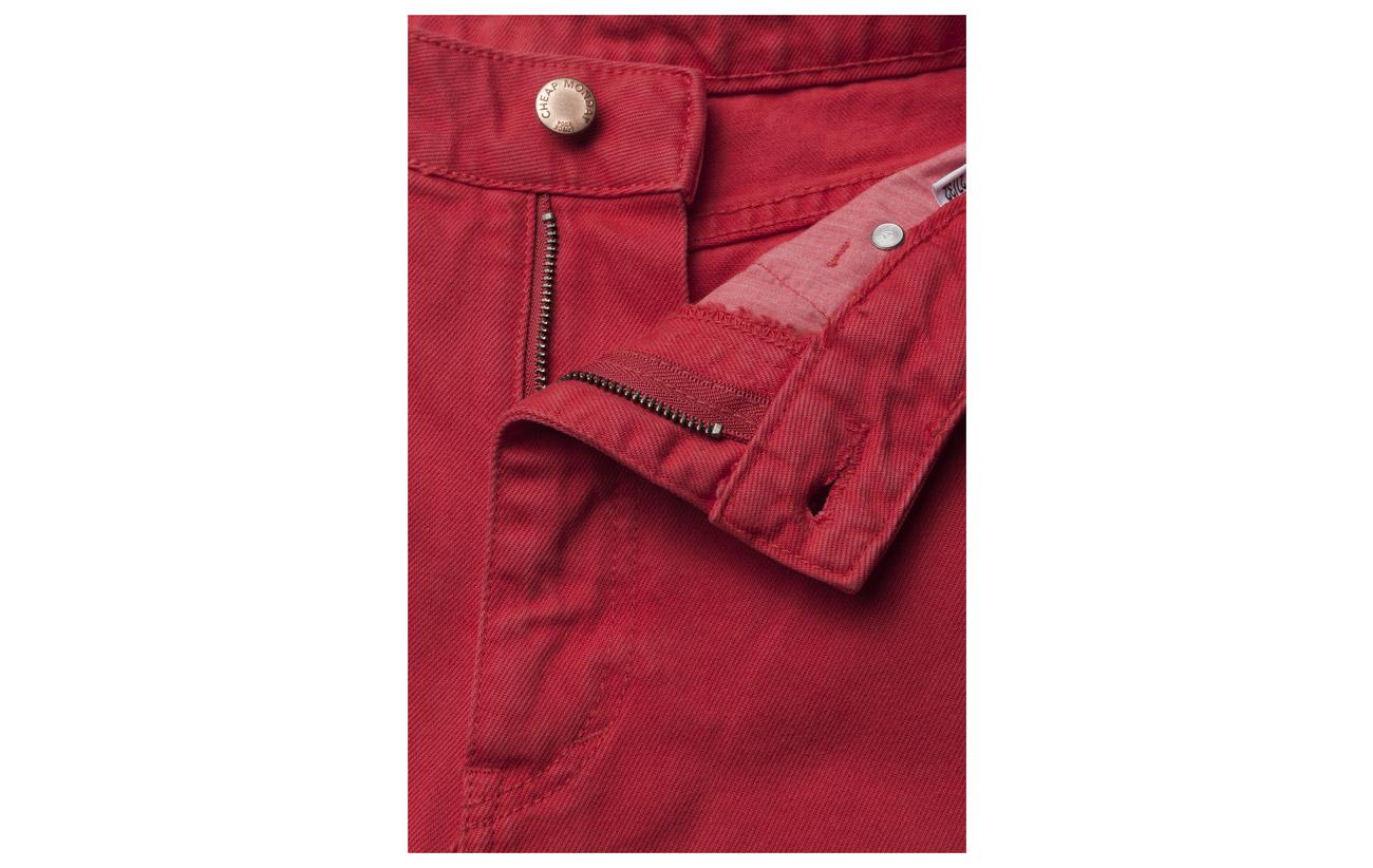 Monday Red Donna 100 Coton Od Cheap Bio FqHwTx