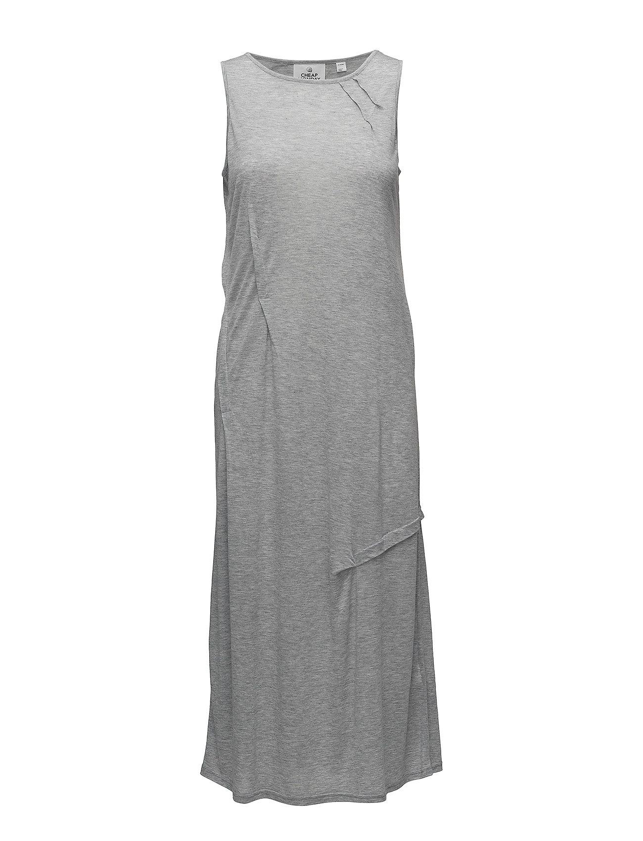 Cheap Monday Use dress - GREY MELANGE
