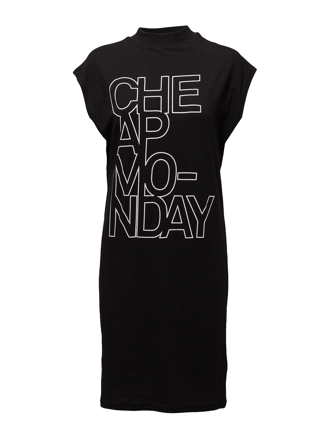 Cheap Monday Capsule dress Concrete logo