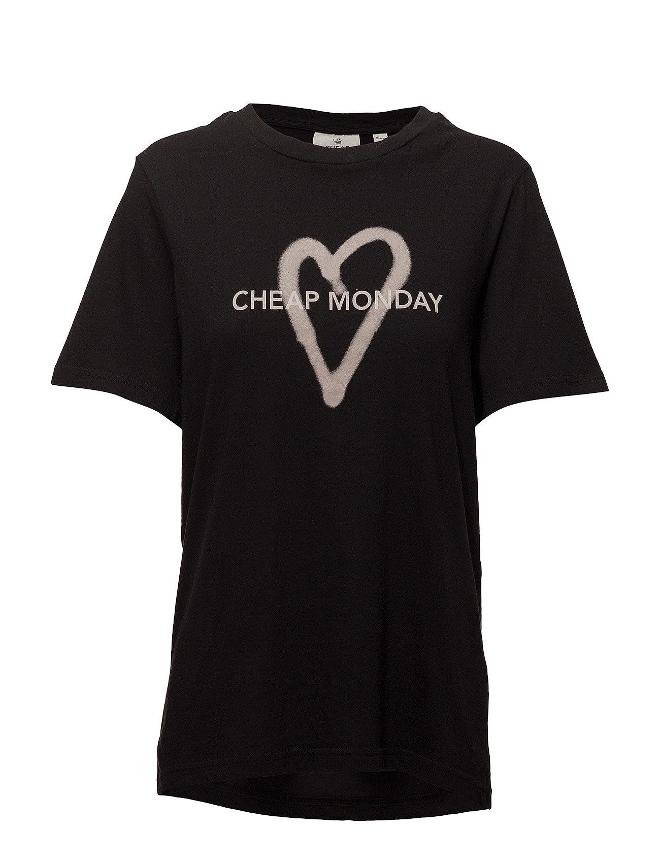 Cheap Monday Breeze tee Love logo
