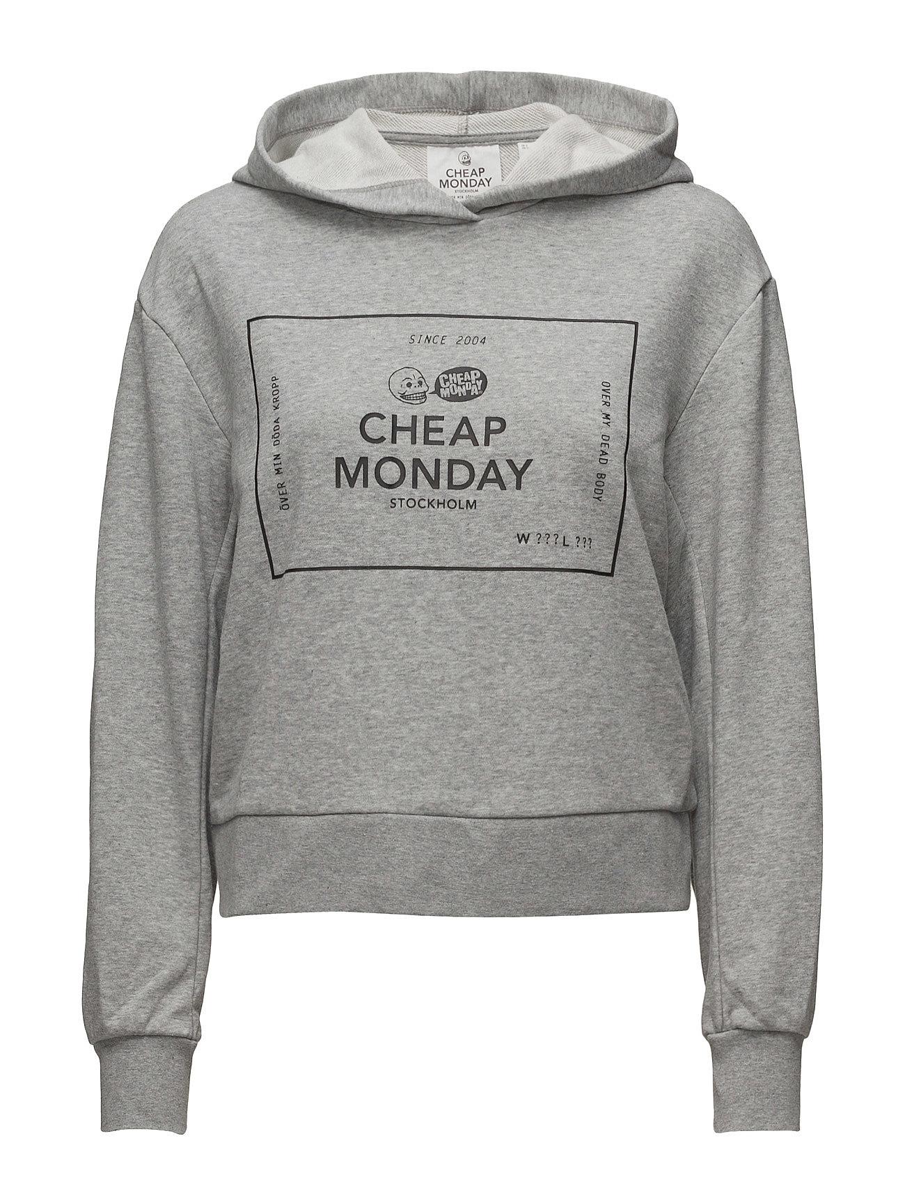 Cheap Monday Attract hood Box logo