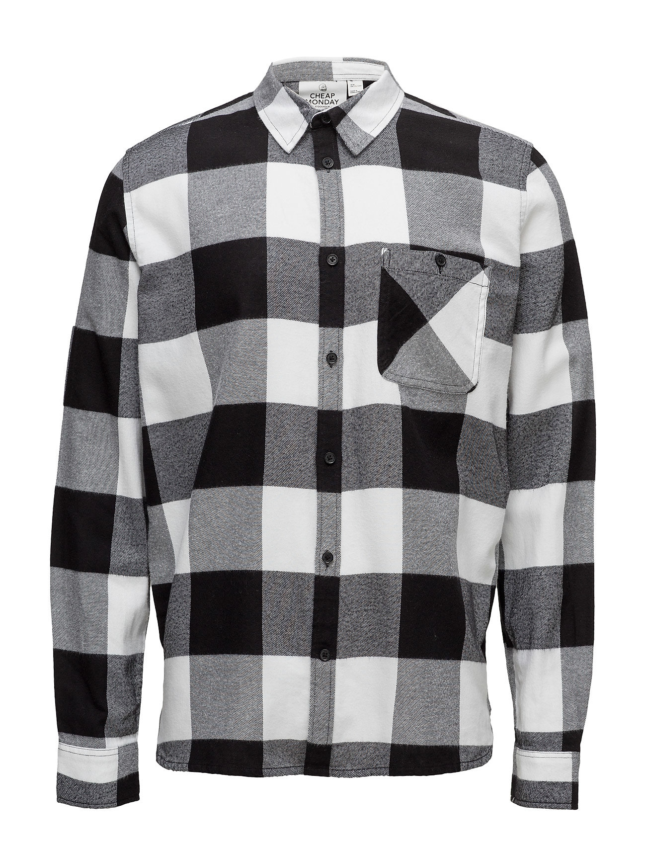 Cheap Monday Give shirt Buffalo check