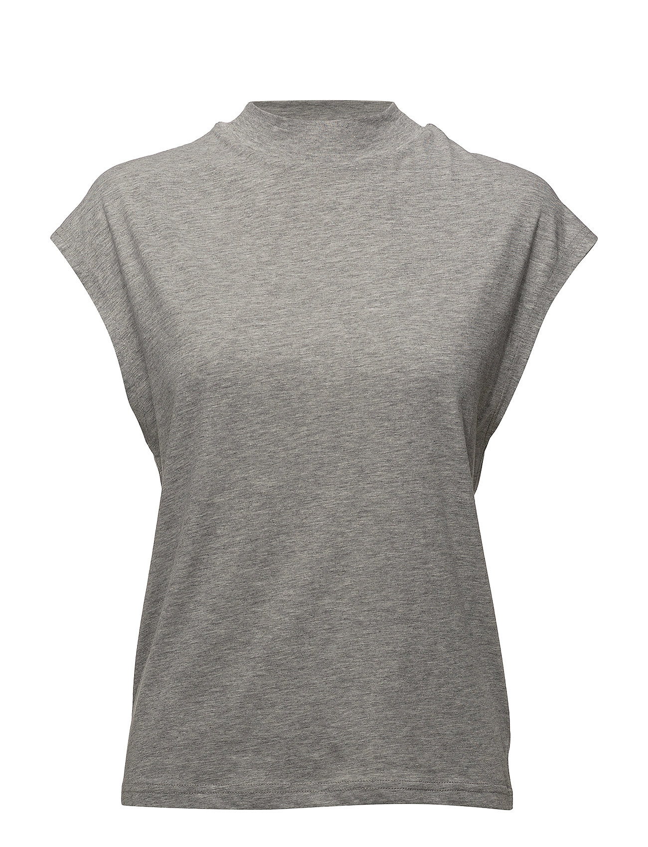 Cheap Monday Dig top Arched logo - GREY