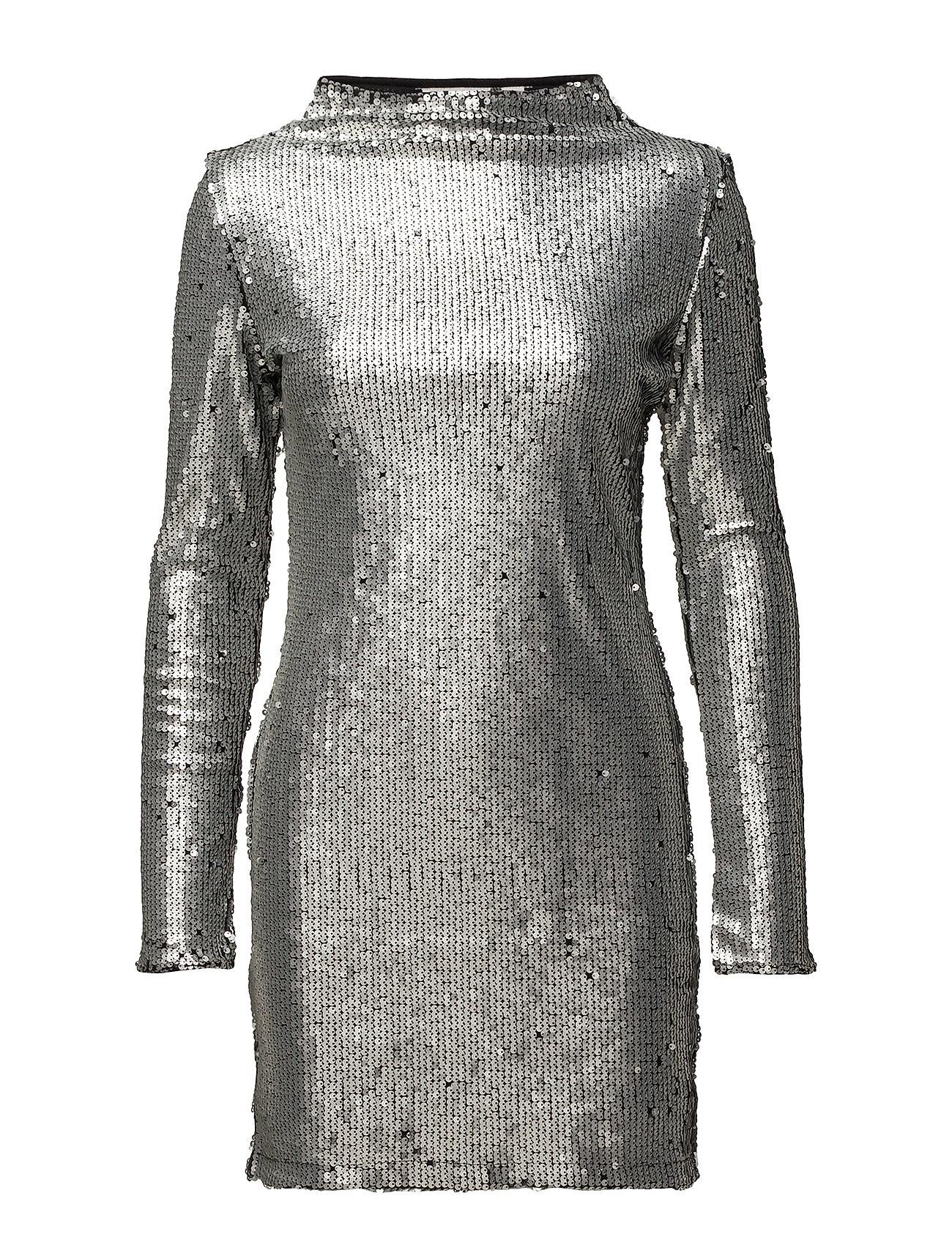 Cheap Monday Fun dress - SILVER