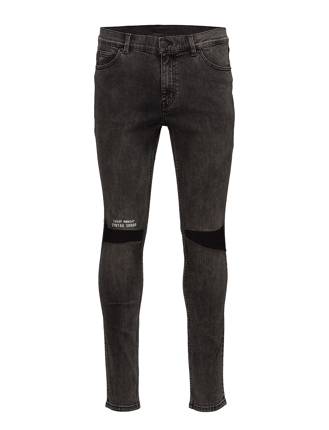 Cheap Monday Tight Error svart Jeans