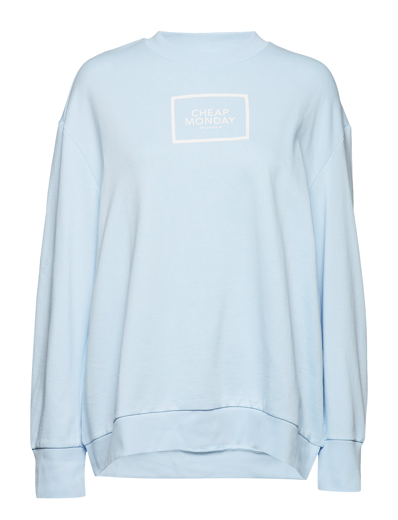 Cheap Monday Con sweat Square logo