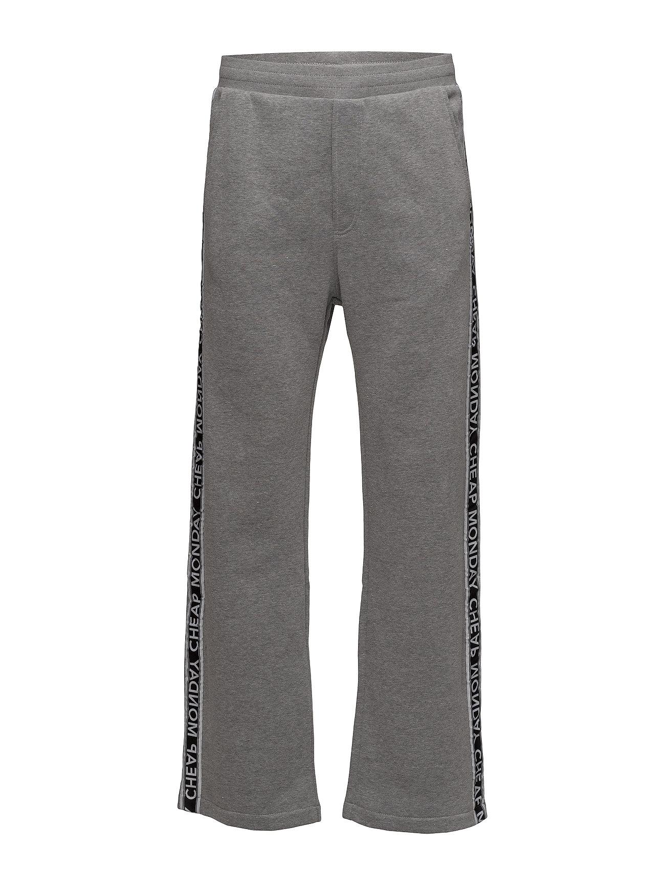 Cheap Monday Fast logo trousers - GREY ML
