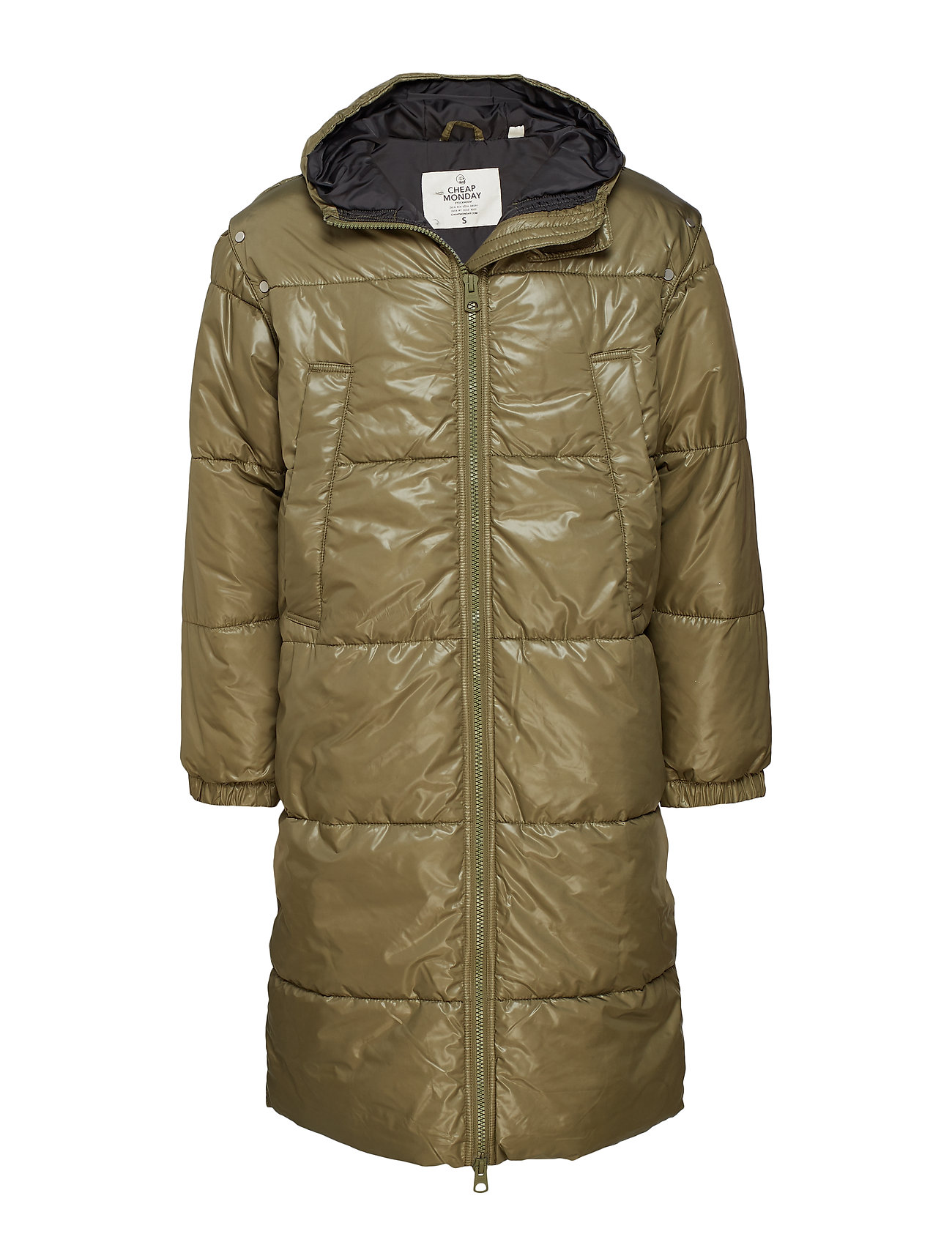 Cheap Monday Sleeping coat Chp mnd sender - KHAKI GREE
