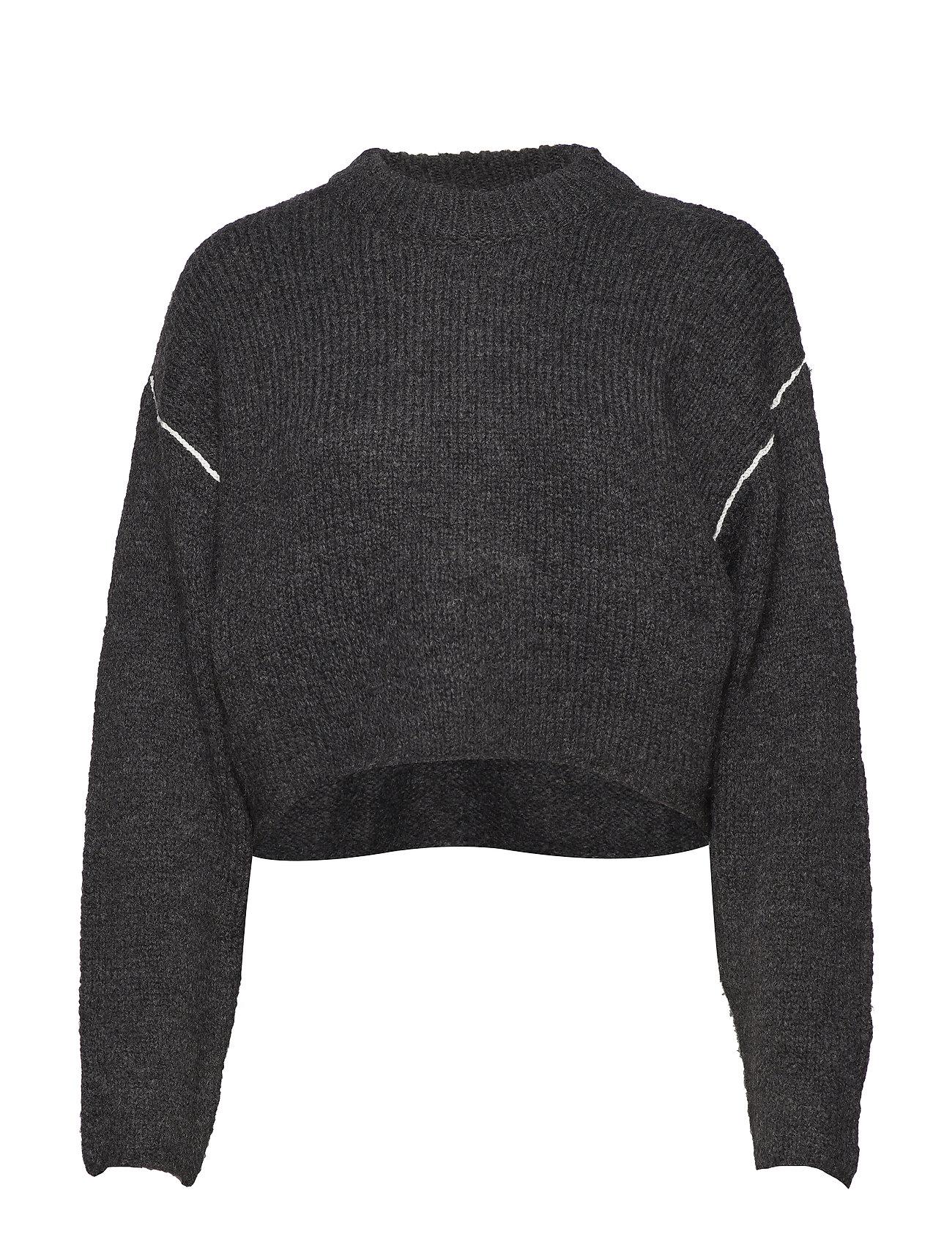 Cheap Monday User knit - DK GREY