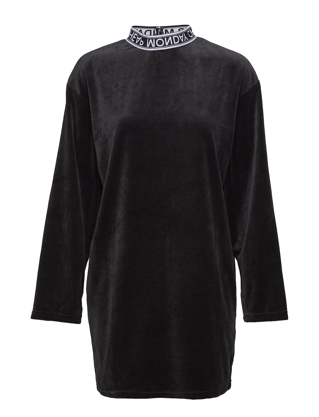 Cheap Monday Shutter dress - BLACK