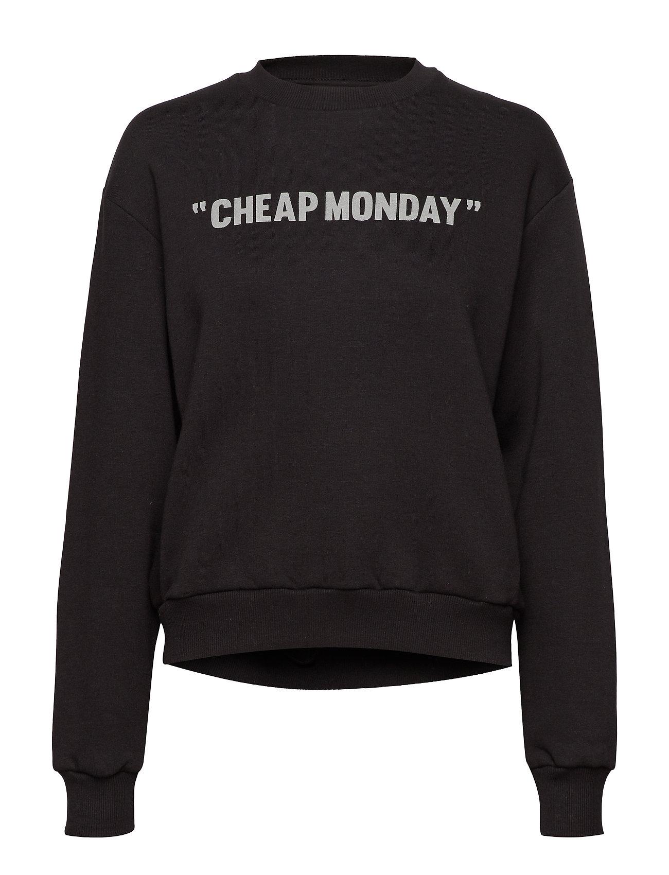 Cheap Monday Get sweat Cheap review