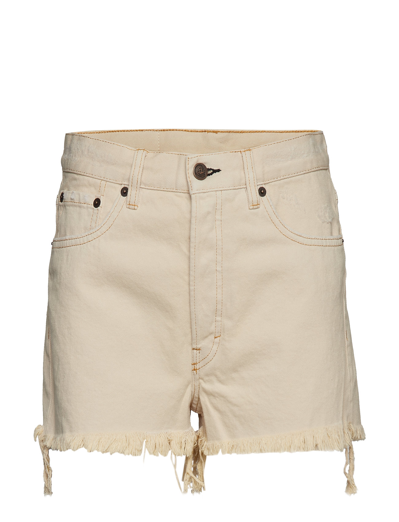Cheap Monday Sound Shorts Dirty White