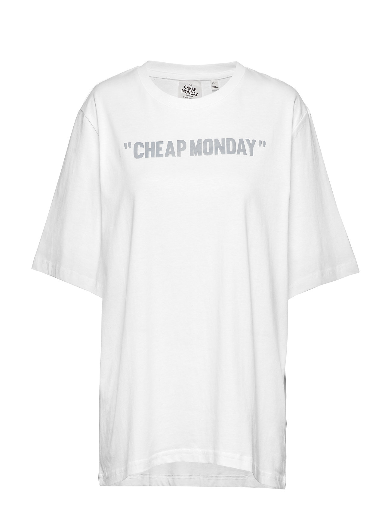 Cheap Monday Perfect tee Cheap review - WHITE