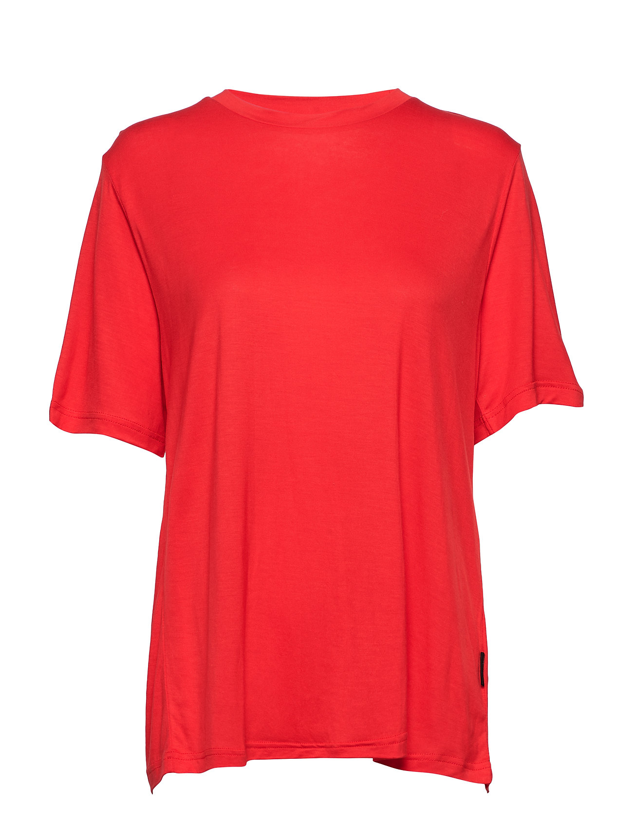Cheap Monday Perfect slice tee - SCARLETRED