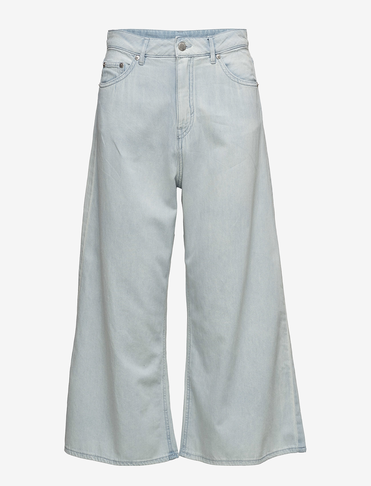 Cheap Monday Abstract Trousers - Jeans Pale Blue