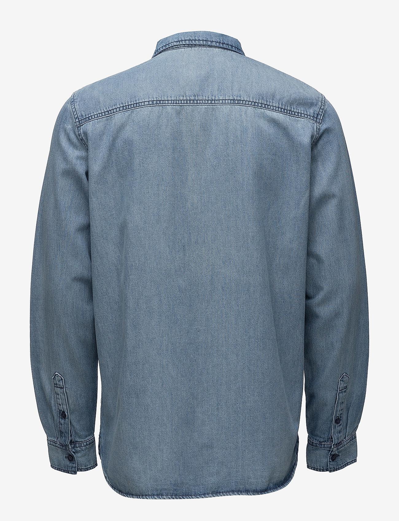 Cheap Monday Give Denim Shirt - Shirts