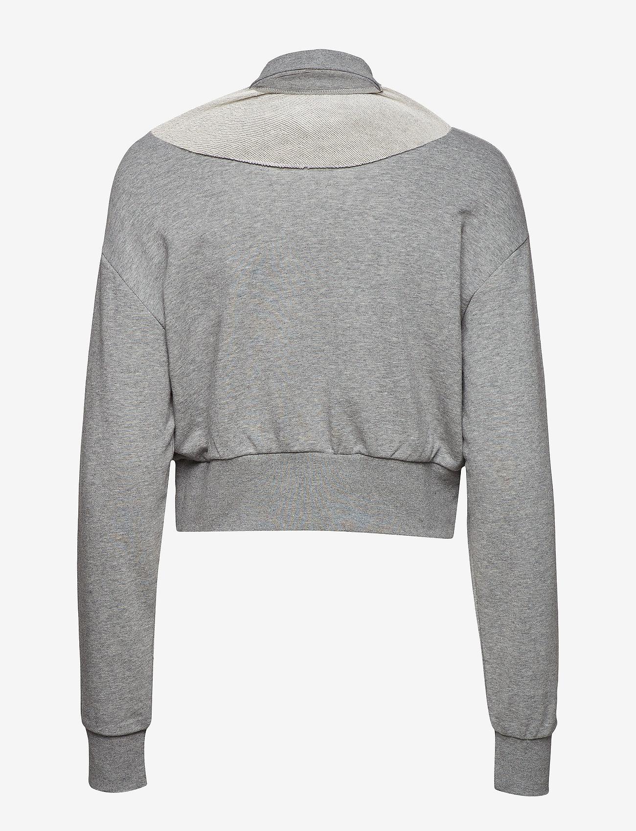 Cheap Monday Feel sweat - Swetry GREY - Kobiety Odzież.