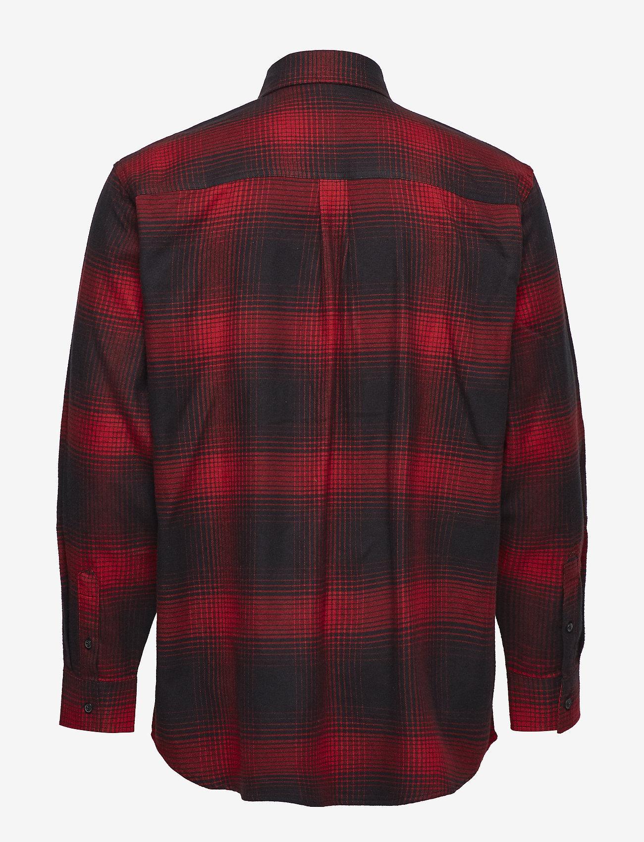 Cheap Monday Clean Conduct Shirt - Skjortor Dk Red