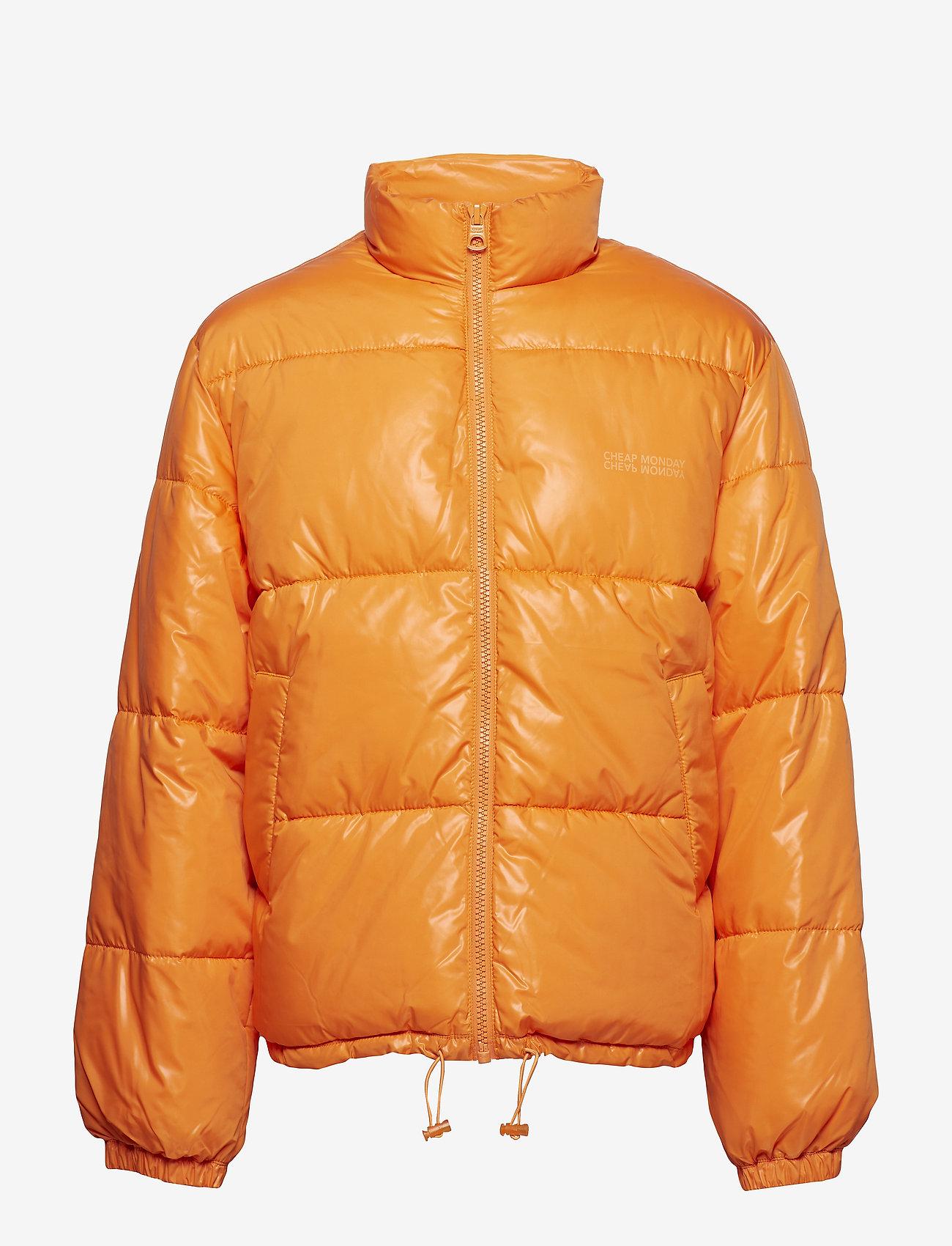 Cheap Monday Now Jacket - Jackor & Rockar Orange