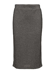 Shimmer skirt - GREY MELANGE