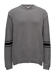 Wannabe knit - GREY MELANGE