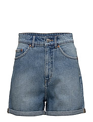 Donna Shorts Rush Blue - BLUE