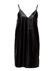 Fad dress - BLACK