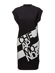 Capsule dress Prop logo - BLACK