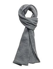 Cheap scarf - GREY MELANGE