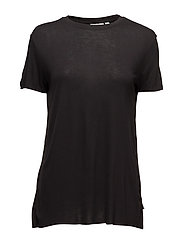 Wager top - BLACK
