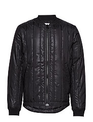 Debit jacket - BLACK