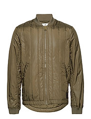 Debit jacket - KHAKI GREE