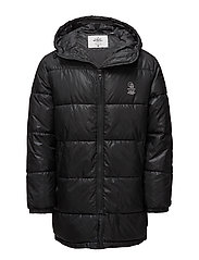 Cocoon jacket - BLACK