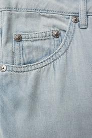 Cheap Monday - Abstract trousers - broeken met wijde pijpen - pale blue - 5
