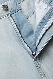 Cheap Monday - Abstract trousers - broeken met wijde pijpen - pale blue - 7