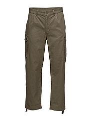 Loot trousers - DARK GREEN