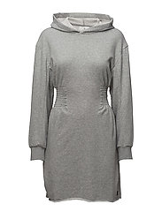 Reduce dress - GREY MELANGE