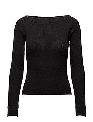 Strive knit - BLACK