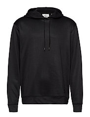 Pullover hood - BLACK