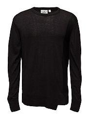 Dawn knit - BLACK