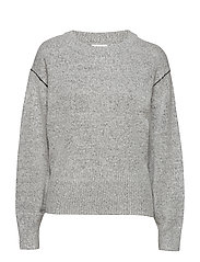 Burn knit - GREY