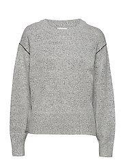Burn knit
