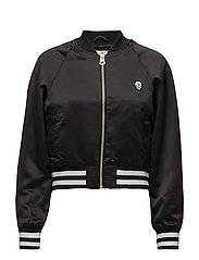 Heart jacket - BLACK