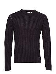Hyper knit - BLACK