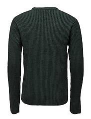 Hyper knit - PINE GREEN