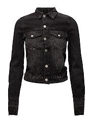 Renew Jacket Black Smoke - Black