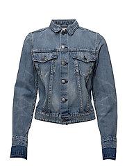 Renew Jacket Blue Heat