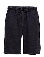 King Shorts Speckled Black - BLACK
