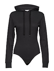 Plus bodysuit - DK GREY